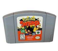 Pokemon Snap Nintendo 64 Video Game vtg cartridge only Japan 1997  - $29.65