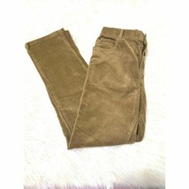 NWT CHILDREN PLACE BOYS CORDUROYS PANTS size 16H Husky Brown ADJUSTABLE ... - $24.75