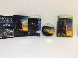 Halo 3 -- Spanish Edition (Microsoft Xbox 360, 2007) - $4.95