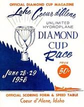 1958 diamond cup   unlimited hydroplane boat race   lake coeur d alene   idaho small thumb200