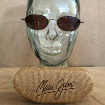 Maui Jim Sunglasses Kilohana Bronze Metal Oval Eyeglasses Frames MJ 552-23  - $64.50