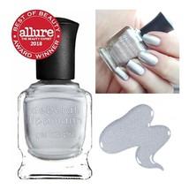 "NEW Deborah Lippmann Gel Lab Pro Nail Polish ""WOW"" - Pure Silver Chrome - $14.03"