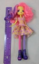 My Little Pony Equestria Girls Rainbow Rocks Fluttershy Doll GUC - $8.00