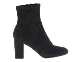Ankle boot STEVE MADDEN AVENUE in black micro - Women's Shoes - $102.60