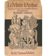 Sir Thomas Malory's Le morte d'Arthur: King Arthur and the legends of th... - $9.95