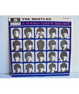The Beatles A Hard Day S Night Uk Parlophone Mono Album Pmc 1230 First E... - $278.99
