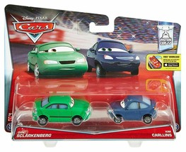 Disney Pixar CARS Superfan Mia & Tia (Race Fans) 2 Pack Diecast - $27.70