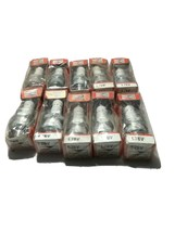 Champion Spark Plug (Set Of 10) L76V 18468 NOS, OEM, Made in the USA - $43.65
