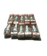 Champion Spark Plug (Set Of 10) L76V 18468 NOS, OEM, Made in the USA - $43.65