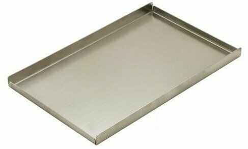 Primary image for Fineline Oil Pan, Stainless Steel, 236 x 146 x 15mm
