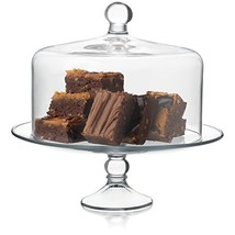 Libbey Selene 2-piece Cake Dome - $22.40
