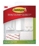 Command Picture Hanging Kit, Indoor Use (17213-ES) - $18.64