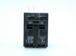 Siemens B230 2-Pole 30A 120/240V Type HACR Circuit Breaker Used - $19.79