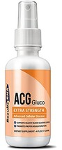 Results RNA ACG Gluco Extra Strength | Spray Bottle - Extraordinary Support for