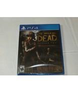 The Walking Dead: Saison Deux Sony PLAYSTATION 4, 2014 Nominale M-MATURE... - $31.99
