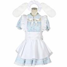 Sanrio Cinnamorol 8mm Cosplay Maid One piece size L Costume Kawaii - $114.99
