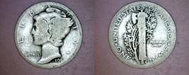 1917-P Mercury Dime Silver - $5.99
