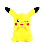 New Pokemon Winking Pikachu Soft Plush Doll 30cm Toy Cushion Pillow Gift... - $19.54