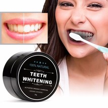 Activated Charcoal Teeth Whitening Powder Organic Coconut Carbon Coco 30... - $7.62