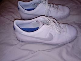 Mens Nike Condition White BRS Classic In Sweet Size 10 5 amp; Leather Blue Great Sq0xFqfw