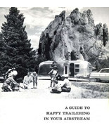1964 Airstream Tradewinds Trailer Owners Manual 38 Pages - $14.99