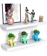 Hanging Shelves Decoration with Wide Panel  - $110.00