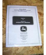 John Deere 17P Utility Cart Operator - $8.50