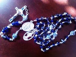 China Blue Rosary - $25.60