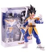 New Bandai S.H.Figuarts Saiyan Vegeta Detector 2.0 Dragon Ball PVC Action Figure - $99.99