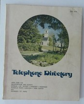 Telephone Directory 1974 Ohio Area 513 Bellefontaine Indian Lake Cities ... - $18.95