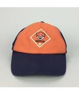 Youth Cub Scout Tiger Cub Uniform Official Small / Medium Hat Cap Adjust... - $8.99