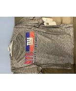 NFL New York Giants Men's Short Sleeve Athleisure T-Shirt M - $14.00