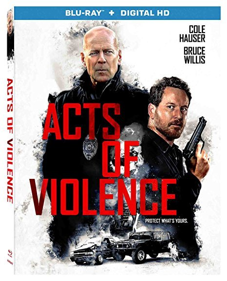 Acts Of Violence [Blu-ray+Digital, 2018]