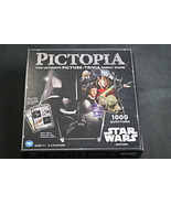 Pictopia Star Wars Edition Board Game W/ 1000 Questions - $15.99
