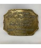 VTG Southwestern Stage Company American Express Company Transport Belt B... - $34.64
