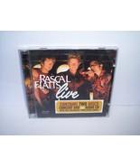 Rascal Flatts Live CD - $4.00