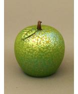 Orient & Flume Green Venetian Apple Paperweight - $89.00