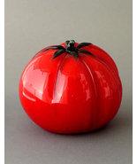 Orient & Flume Art Glass Heirloom Tomato Paperweight - $92.00