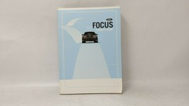 2011 Ford Focus Owners Manual 75019 - $87.85