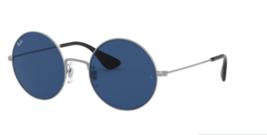 Ray ban Sonnenbrille RB3592 911680 50 Ja-Jo Blau Silber - $99.34