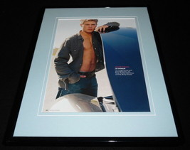 Jacob Young as JR Chandler Framed 11x14 Photo Display All My Children - $32.36