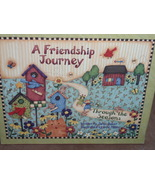 A Friendship Journey Through The Seasons By Janet Baker Hardcover with J... - $5.95