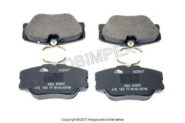 Mercedes w201 w124 300 Front Brake Pad Set ATE NEW + 1 YEAR WARRANTY - $75.20
