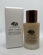 BEACH #06 Origins Stay Tuned Balancing Face Makeup 1 fl oz New In Box A12 - $39.99