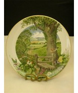 Peter Barrett Plate Country Year Country Path in May - $23.38