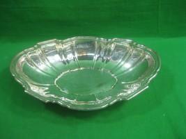 Vintage Silver Plate Server ~ Bowl ~ Tray ~ - $16.79