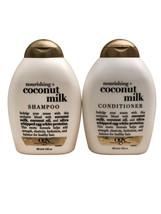 OGX Nourishing + Coconut Milk Shampoo & Conditioner Set 13 Ounce - $22.99