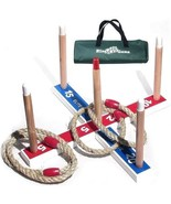 Ring Rope Toss Game Kids Summer Yard Games NEW ... - $39.95