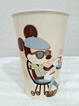 Disney Really Swell Coffee Mickey and Minnie Hipster Ceramic Tumbler  - $21.95