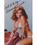 Deanna Lund White Bikini signed 4x6 Photo 4686 - $3.99